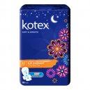 Kotex Slim Overnight 32cm Pads 18 Pads