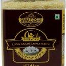 Swadeshi Basmati Rice Long Grain Everyday 1kg